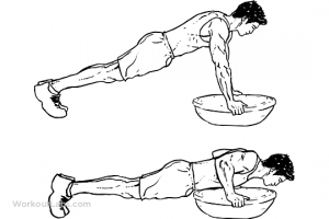 Bosu_Ball_Push-up
